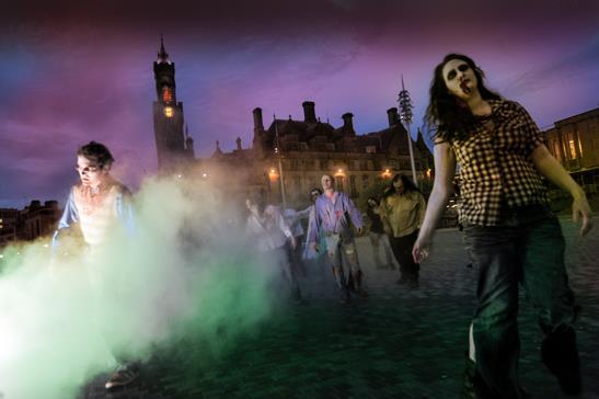 My Top 5 Zombie films