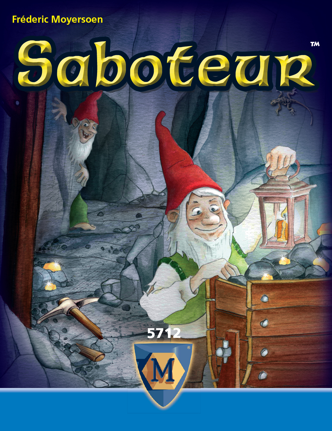 Game Review – Saboteur
