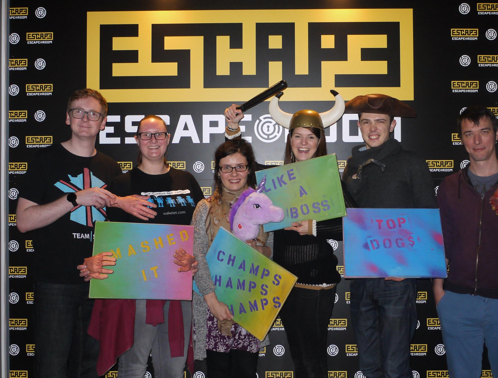 Escape Room, Manchester – Slaughter House