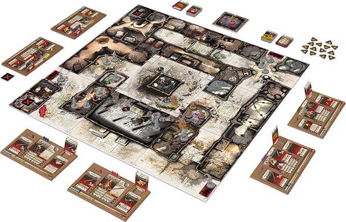 Game Review – Zombicide Black Plague