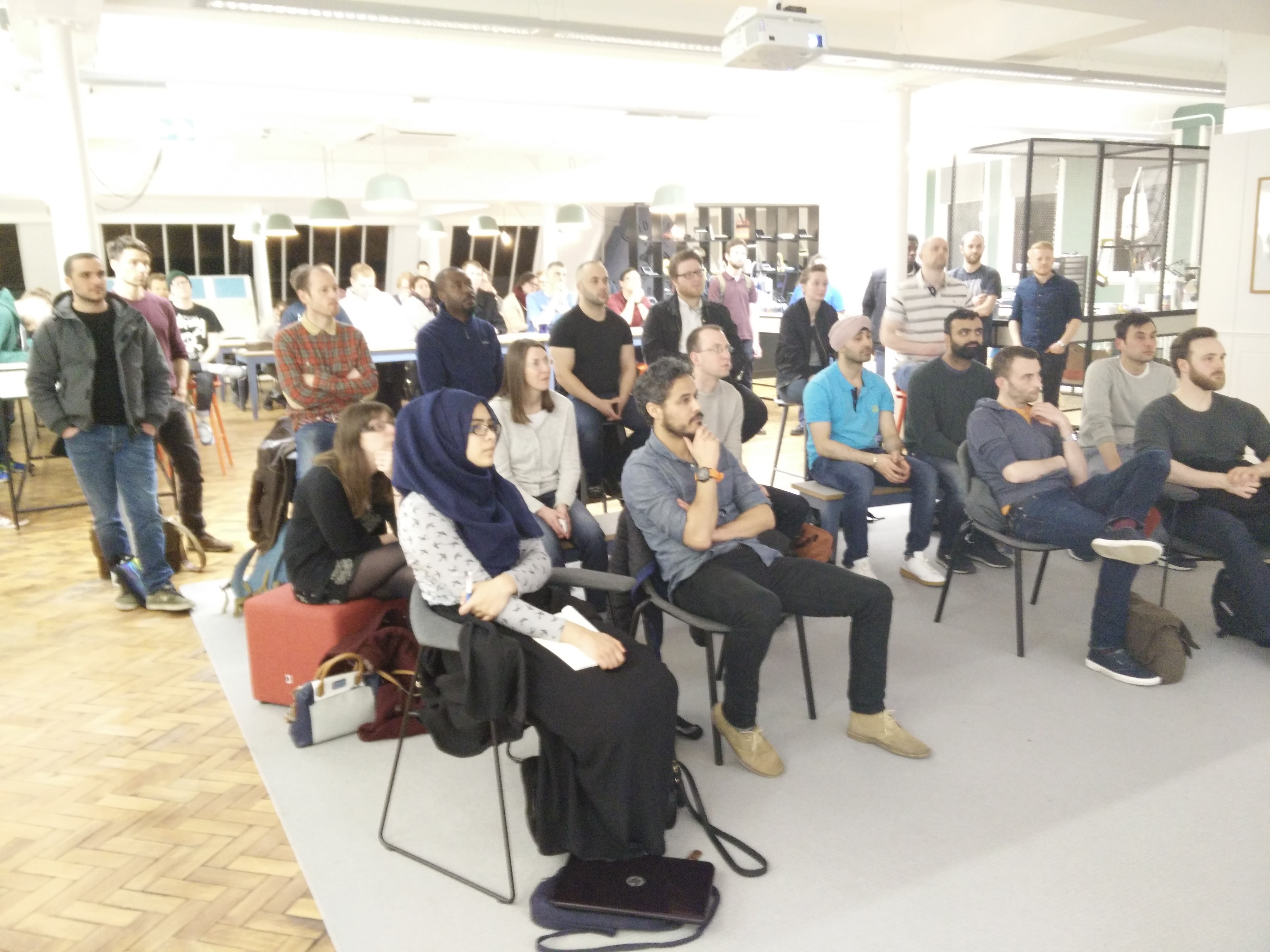 codeup manchester march