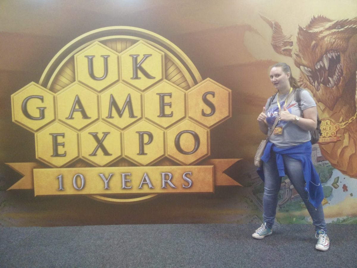 Game picks from the 2016 UK Games Expo