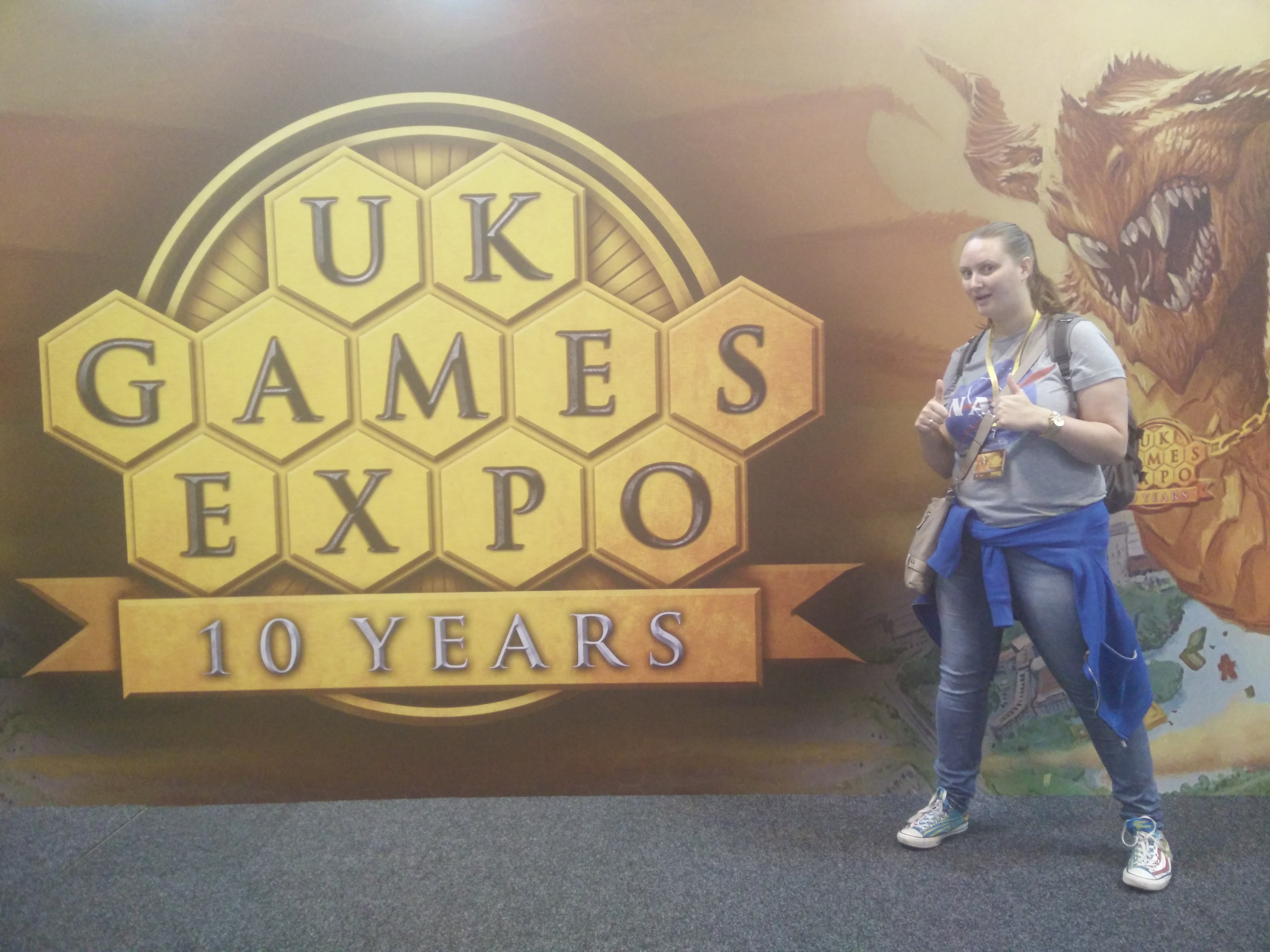Top picks from the 2016 UK Games Expo