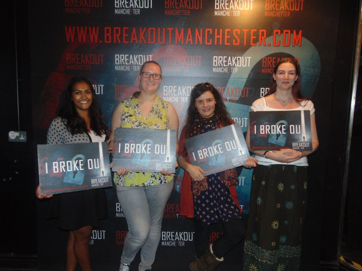Breakout Manchester – Reclassified