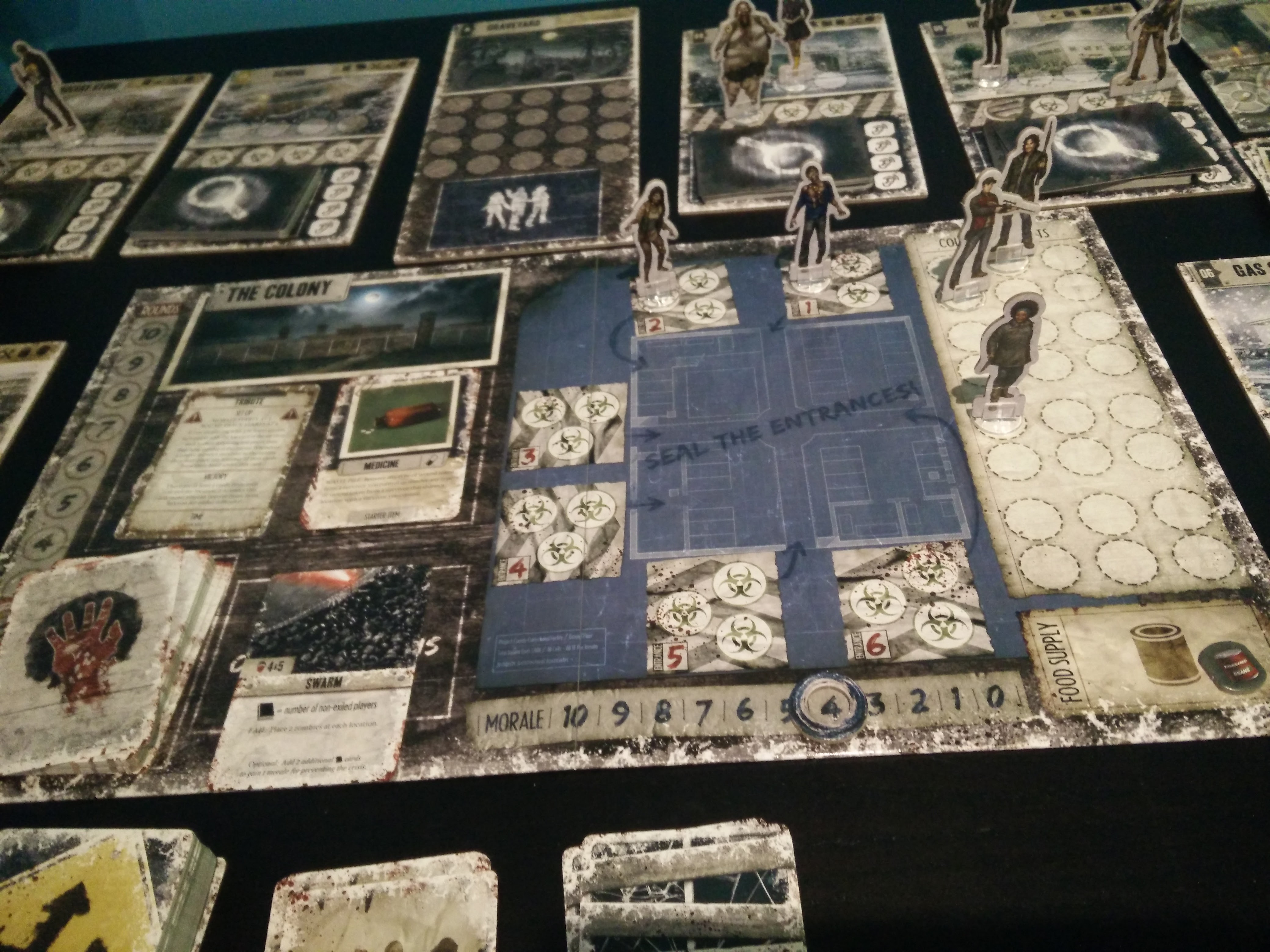 Game Review – Dead of Winter: The Long Night
