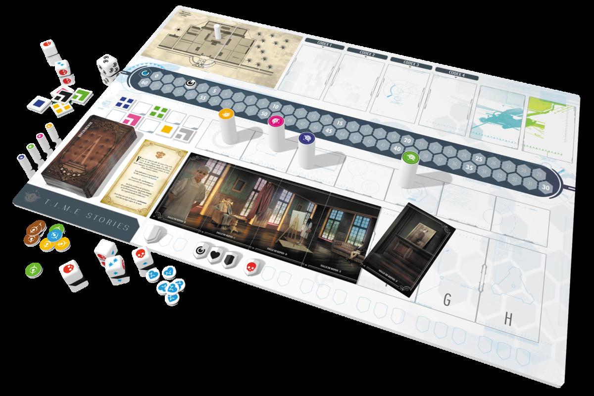 Game Review – T.I.M.E Stories Asylum