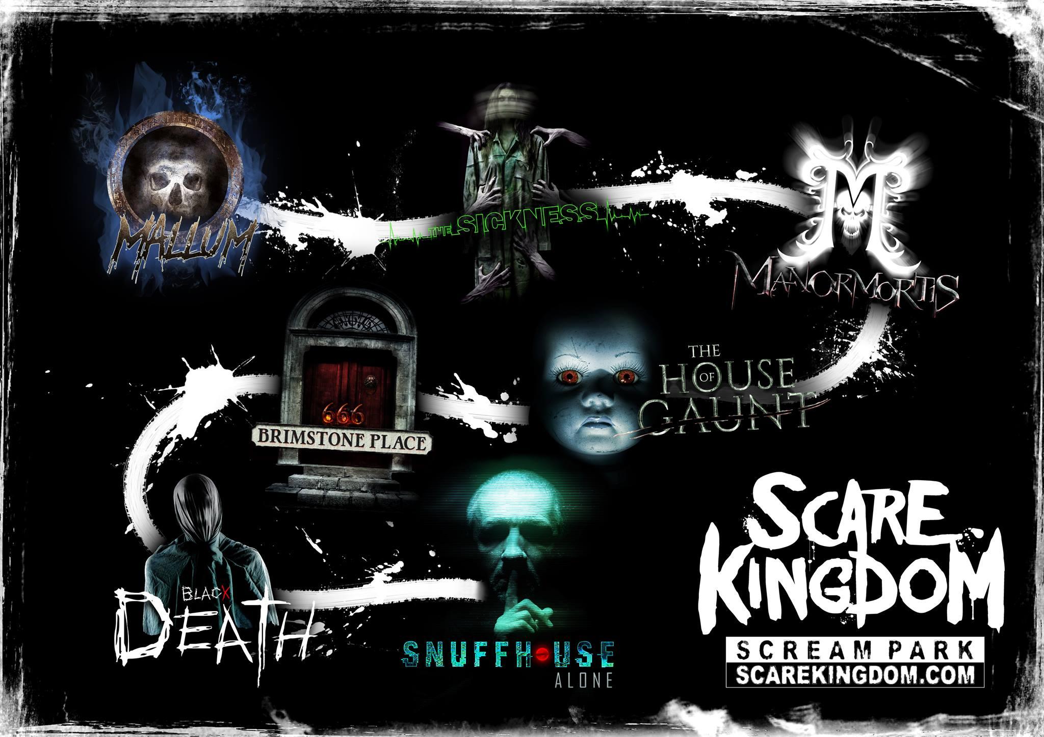 Scare Kingdom 2016 – Will you get snuffed?