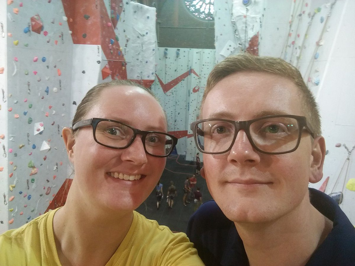 Getting started with Rock Climbing