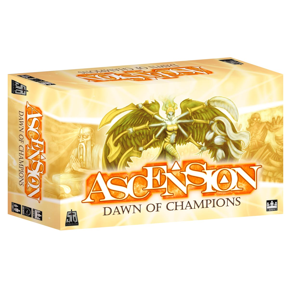 Game Review – Ascension, Dawn of Champions