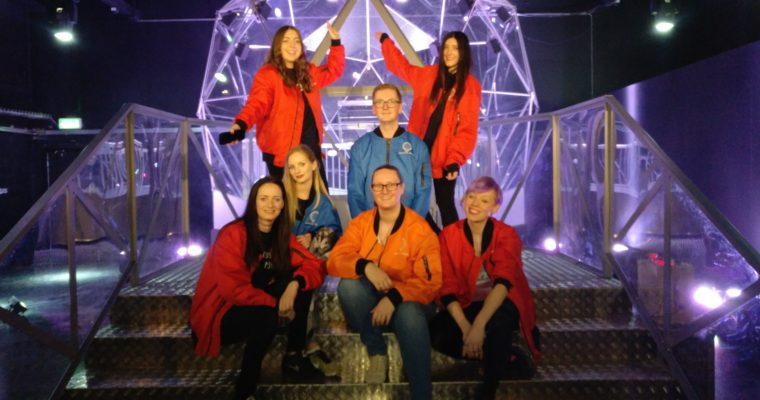 Crystal Maze Manchester – Start the fans please!