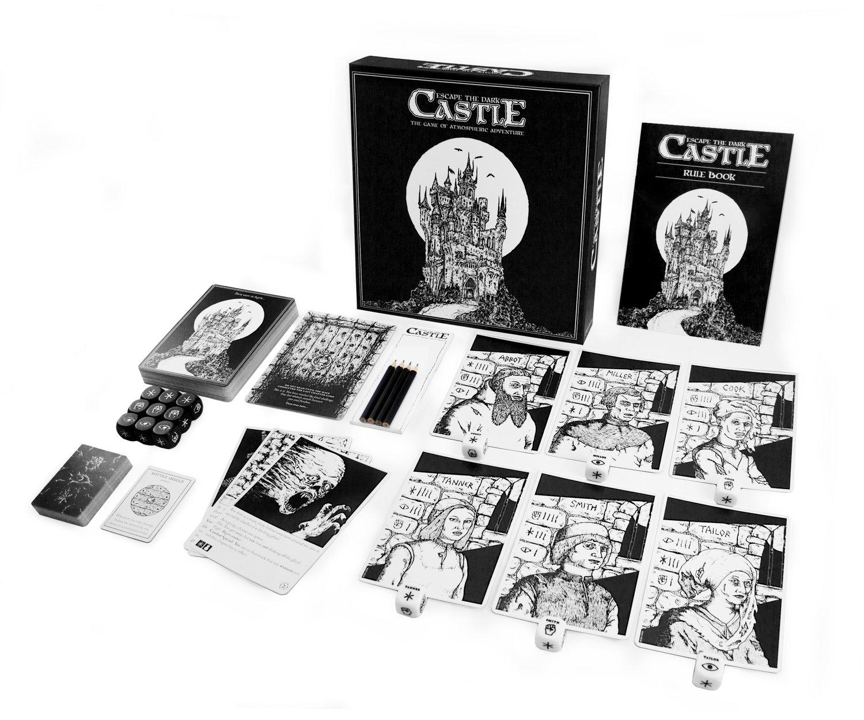 Game Review – Escape the Dark Castle
