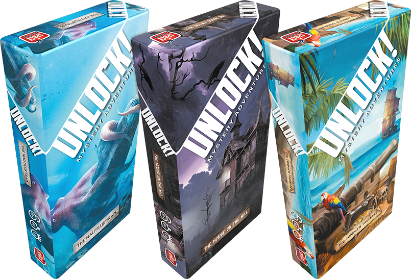 Game Review – Unlock! Mystery Adventures