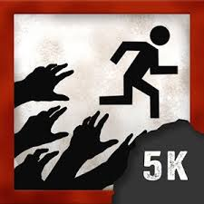 zombies run 5k logo