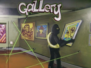 gallery escape room