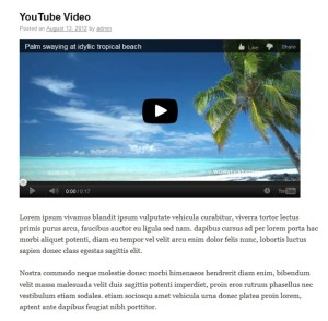 youtube-video-in-wordpress-post