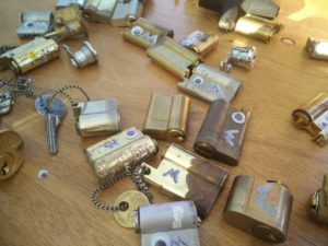 emf camp 2016 lockpicking