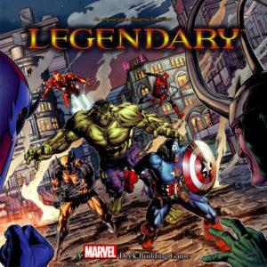 legendary marvel